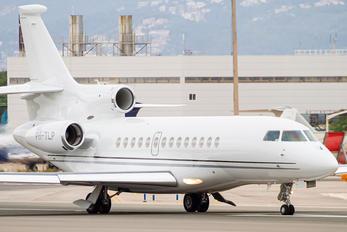 PH-TLP - Flying Service Dassault Falcon 7X