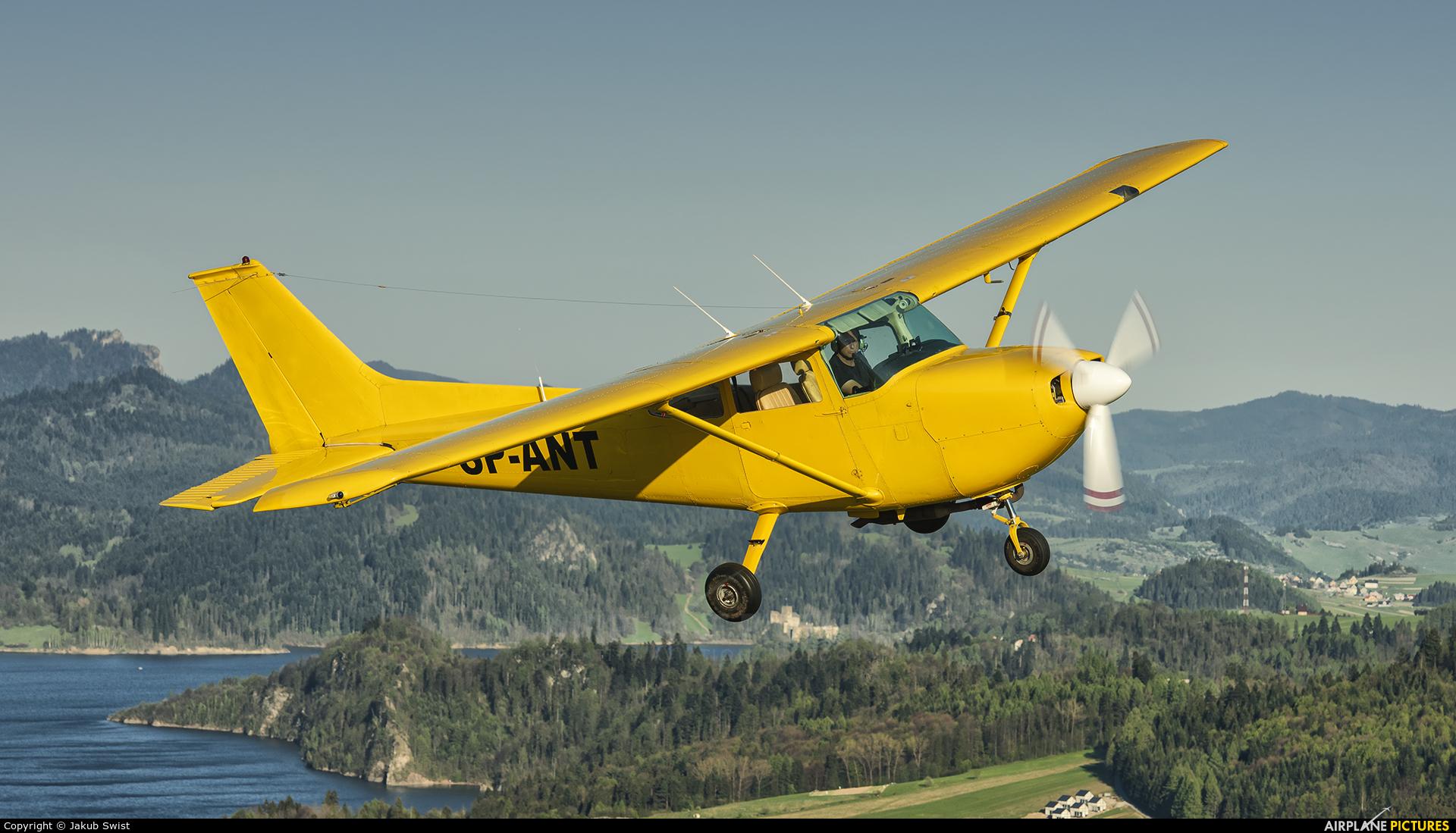 Aeroklub Nowy Targ SP-ANT aircraft at In Flight - Poland