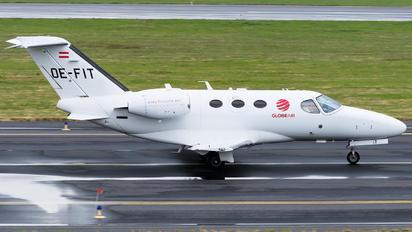 OE-FIT - Globe Air Cessna 510 Citation Mustang