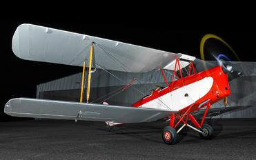HB-UBC - Private de Havilland DH. 82 Tiger Moth