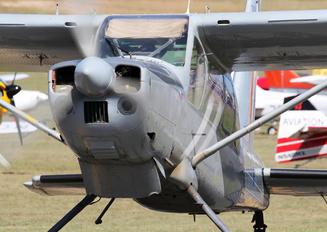 ZU-ACM - Private Aermacchi SPA AM.3C Bosbok