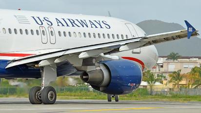 N119US - US Airways Airbus A320
