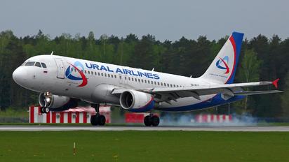 VP-BTZ - Ural Airlines Airbus A320
