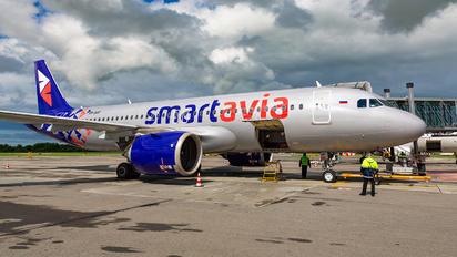 VP-BOF - Smartavia Airbus A320 NEO
