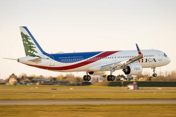 T7-ME5 - Middle East Airlines (MEA) Airbus A321 NEO
