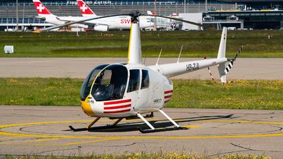 HB-ZJL - Private Robinson R44 Raven II