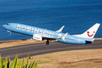 G-TUKN - TUI Airways Boeing 737-8K5