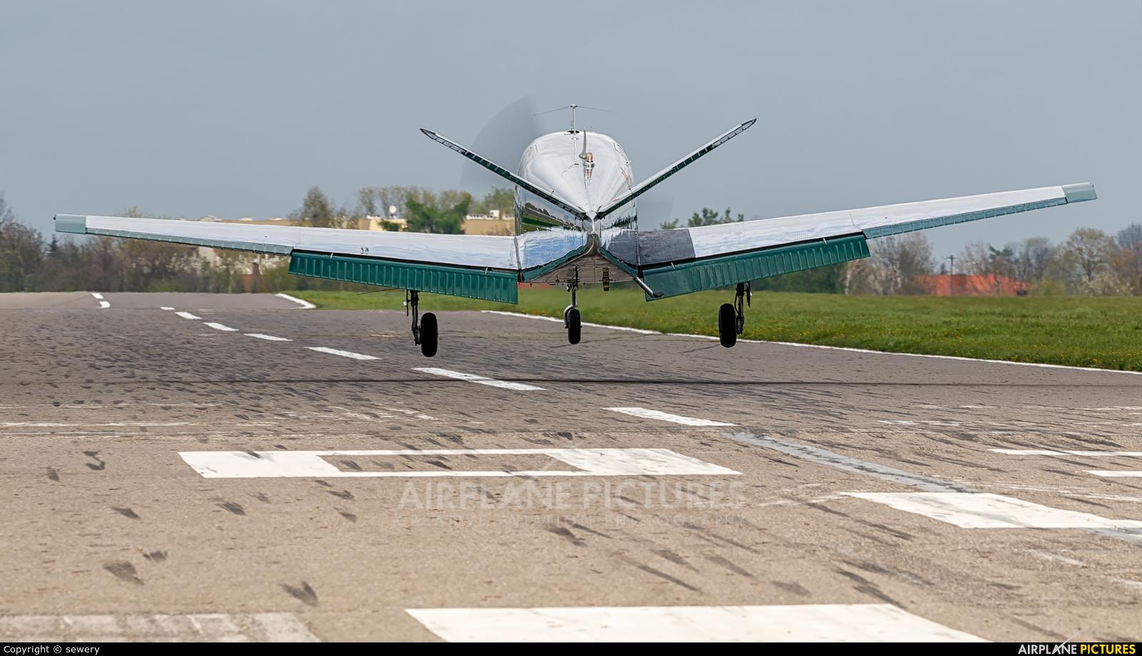 Private N5159C aircraft at Piotrków Trybunalski