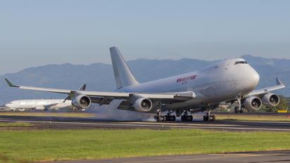 N702CK - Kalitta Air Boeing 747-100F