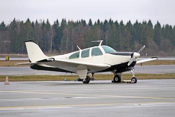 ES-BHB - Private Beechcraft 33 Debonair / Bonanza