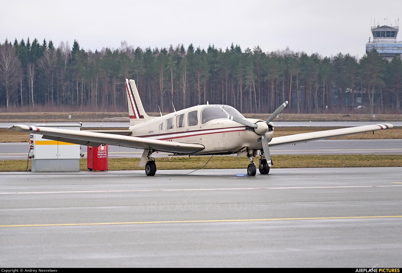 Private OH-MIV aircraft at Tallinn