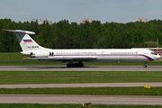 RA-86496 - Russia - Air Force Ilyushin Il-62 (all models) aircraft