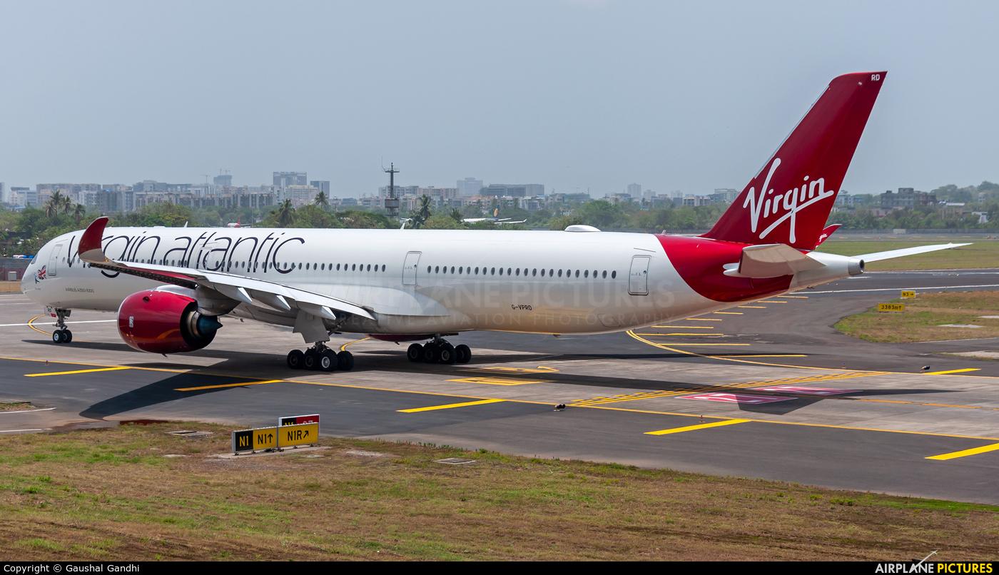 Virgin Atlantic G-VPRD aircraft at Mumbai - Chhatrapati Shivaji Intl