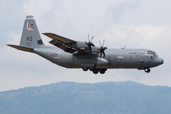 08-8603 - USA - Air Force Lockheed C-130J Hercules
