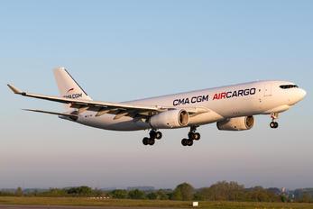 OO-CGM - CMA CGM Aircargo (Air Belgium) Airbus A330-200F