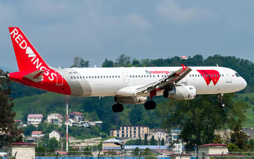 VP-BVT - Red Wings Airbus A321