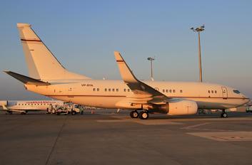 VP-BYA - Private Boeing 737-700 BBJ