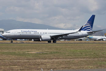HP-9903CMP - Copa Airlines Boeing 737-9 MAX