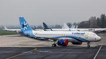VP-CZE - GECAS Airbus A320 NEO aircraft