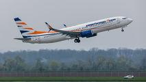 OK-TVL - SmartWings Boeing 737-800 aircraft