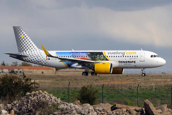 EC-NIX - Vueling Airlines Airbus A320 NEO