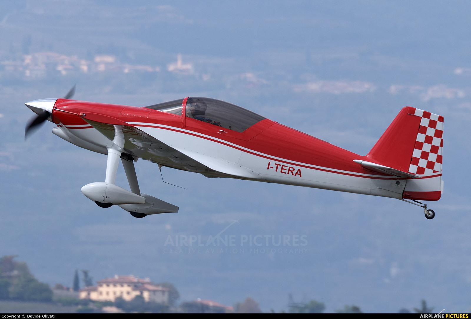 Private I-TERA aircraft at Verona - Boscomantico