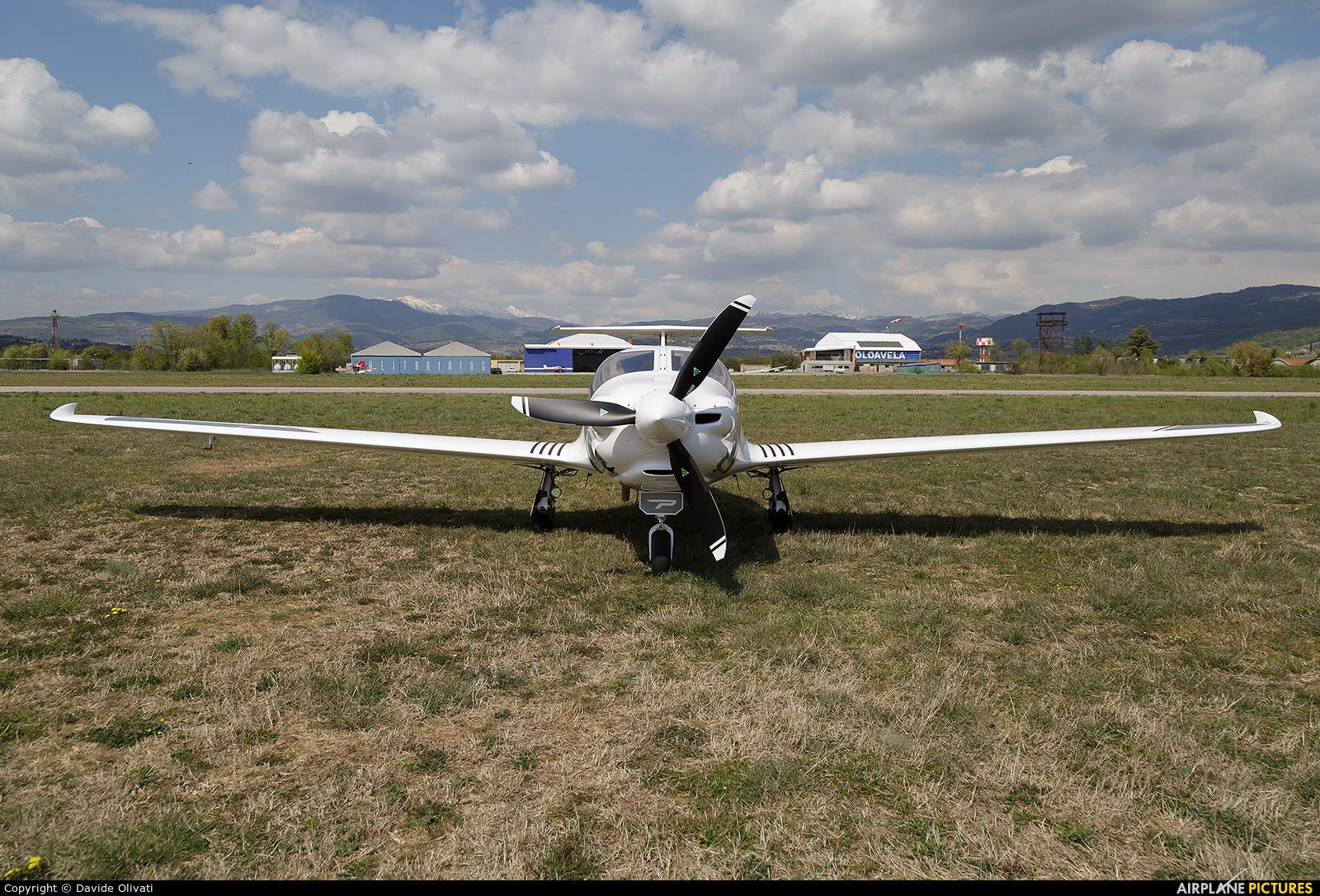 Private S5-MTA aircraft at Verona - Boscomantico