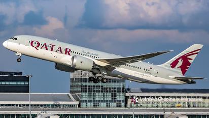 A7-BDA - Qatar Airways Boeing 787-8 Dreamliner
