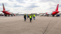 RA-89047 - - Airport Overview - Airport Overview - Photography Location aircraft