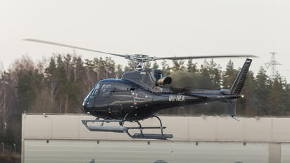 OH-HEA - Heliwest Eurocopter AS350B3