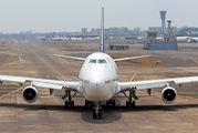 EP-ICD - Iran Air Cargo Boeing 747-200F aircraft