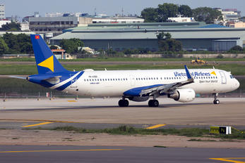 VN-A289 - Vietravel Airlines Airbus A321