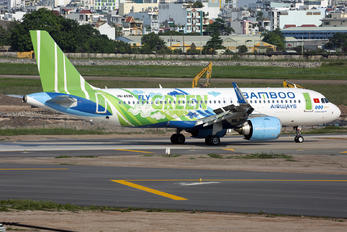 VN-A596 - Bamboo Airways Airbus A320 NEO