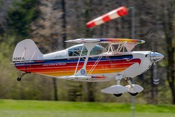 N246RL - Private Christen Eagle II