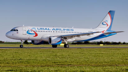 VQ-BDM - Ural Airlines Airbus A320