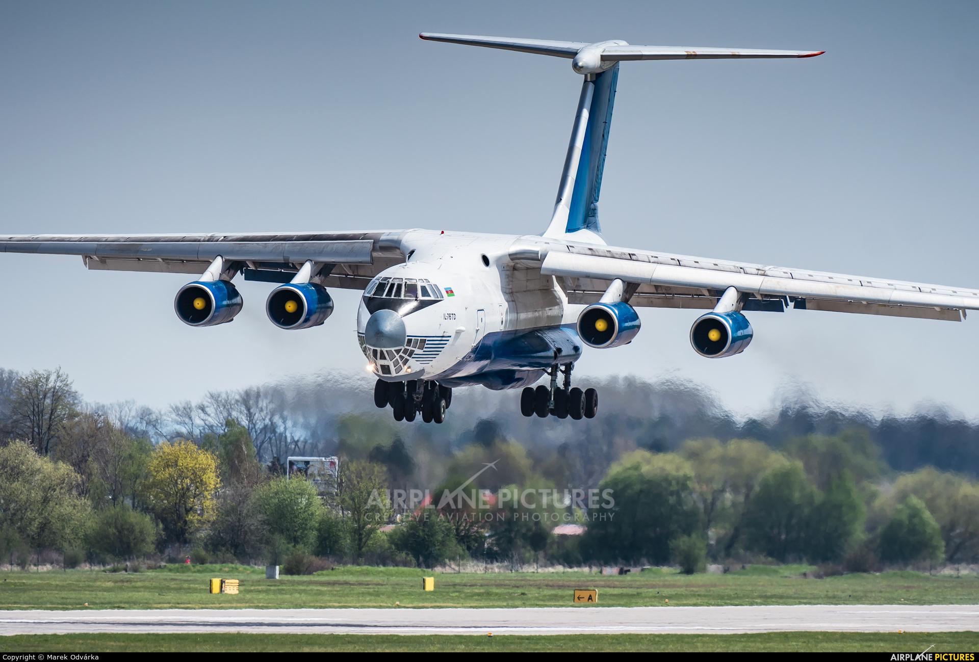 Azerbaijan - Air Force 4K-78131 aircraft at Pardubice