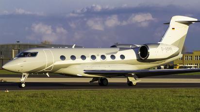 D-ABMR - BMW Flugdienst Gulfstream Aerospace G-V, G-V-SP, G500, G550