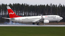 First Nordwind Airlines to Minsk Intl. title=