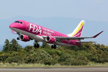 JA15FJ - Fuji Dream Airlines Embraer ERJ-175 (170-200)