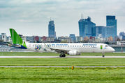 Rare visit of Bamboo Airways at Warsaw title=