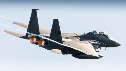 92-0364 - USA - Air Force McDonnell Douglas F-15E Strike Eagle