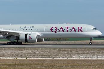 A7-ANJ - Qatar Airways Airbus A350-1000
