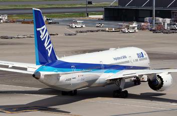 JA932A - ANA - All Nippon Airways Boeing 787-9 Dreamliner
