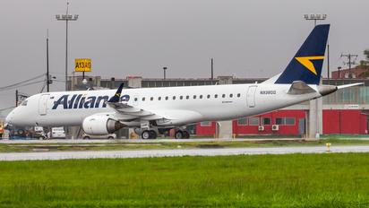N938QQ - Alliance Airlines Embraer ERJ-190 (190-100)