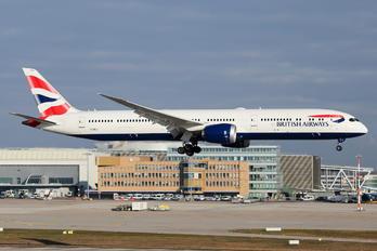 G-ZBLA - British Airways Boeing 787-10 Dreamliner