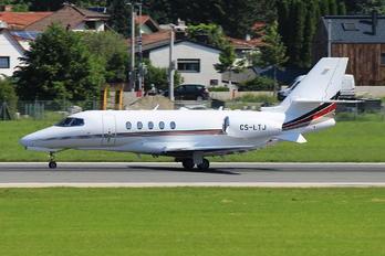 CS-LTJ - NetJets Europe (Portugal) Cessna 680A Latitude