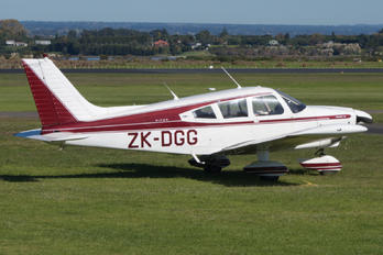 ZK-DGG - Private Piper PA-28 Cherokee