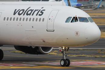 XA-VRB - Volaris Airbus A321