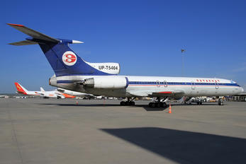UP-T5404 - Sayakhat Airlines Tupolev Tu-154M