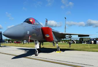 78-0474 - USA - Air Force McDonnell Douglas F-15C Eagle